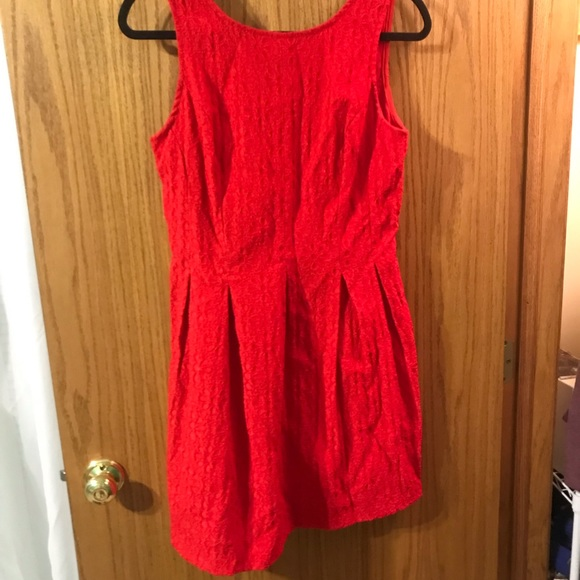 Francesca's Collections Dresses & Skirts - Mini red dress